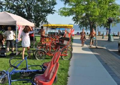 Beach Ride Rental Co Lakeview