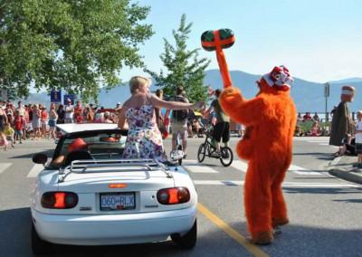 Canada Day Parade 2