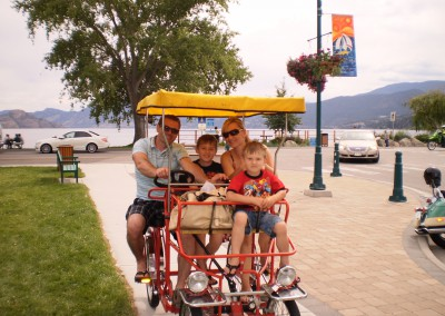 Canopy Bike Family