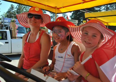 Canopy Bike Juniors