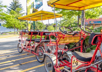 Peachland Bike Rentals