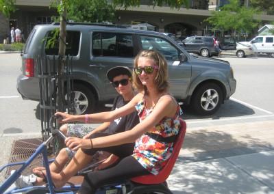 Rental Bikes for Teens
