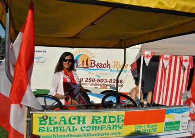 Beach Ride Rental Co
