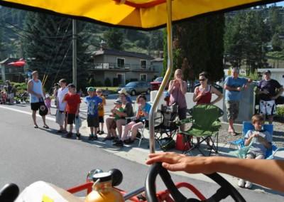 Canopy Bike Driver