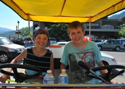 Canopy Bike Kids