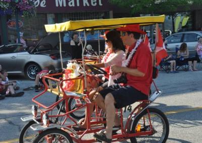 Canopy Bike Parade