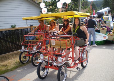 Canopy Bikes