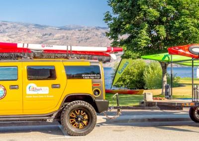 Peachland Kayak Rentals